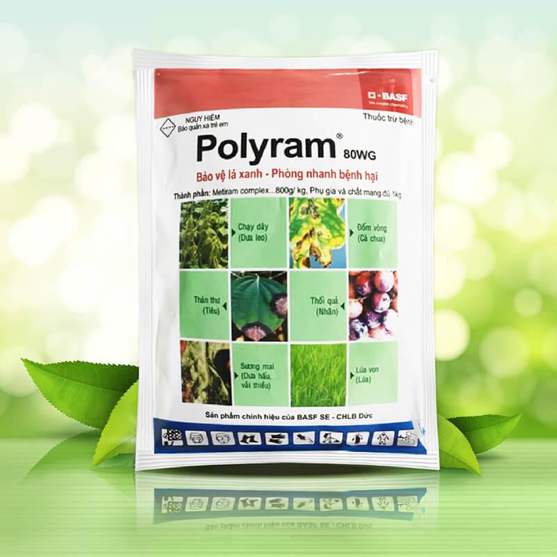 Polyram 80WG (100g) - Thuốc trừ nấm bệnh