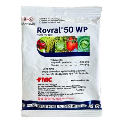Rovral 50WP (25g) - Thuốc trừ bệnh