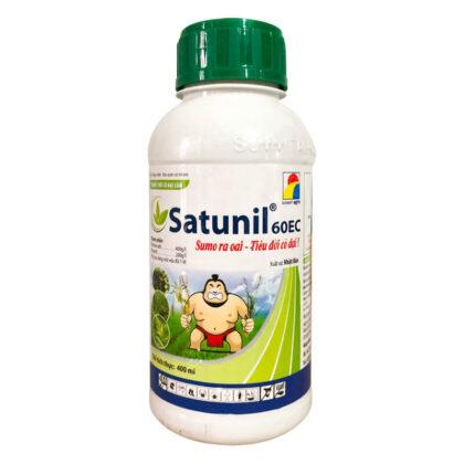 Satunil 60EC (400ml) - Thuốc trừ cỏ