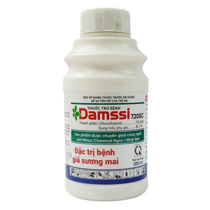 Damssi 720SC (200ml) - Thuốc trừ bệnh