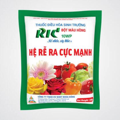 RIC 10WP Bột Màu Hồng (100g) - Thuốc điều hòa sinh trưởng