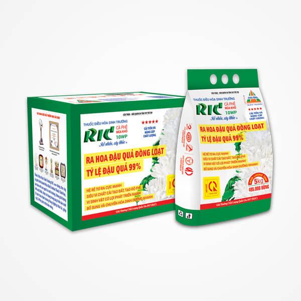 RIC 10WP Cà Phê Mùa Khô (5kg) - Thuốc điều hòa sinh trưởng