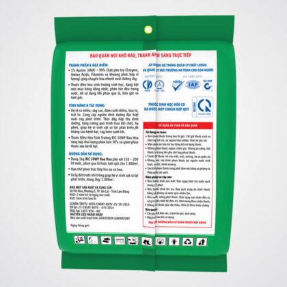 RIC 10WP Rau Hoa (1kg) - Thuốc điều hòa sinh trưởng