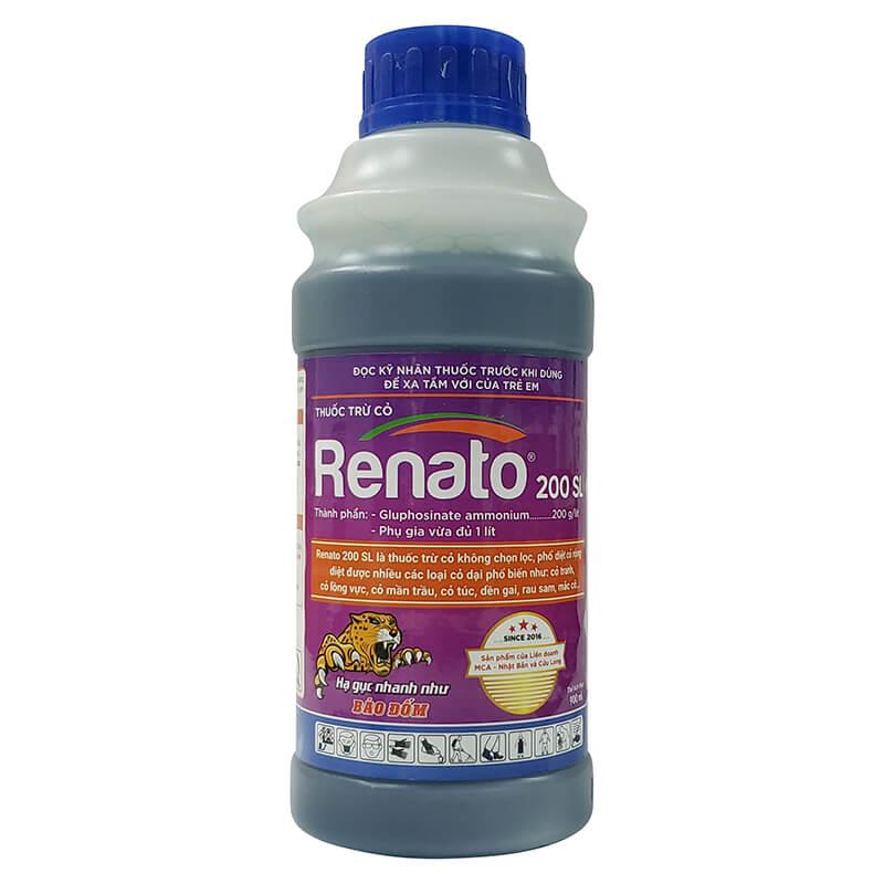 Renato 200SL (900ml) - Thuốc trừ cỏ