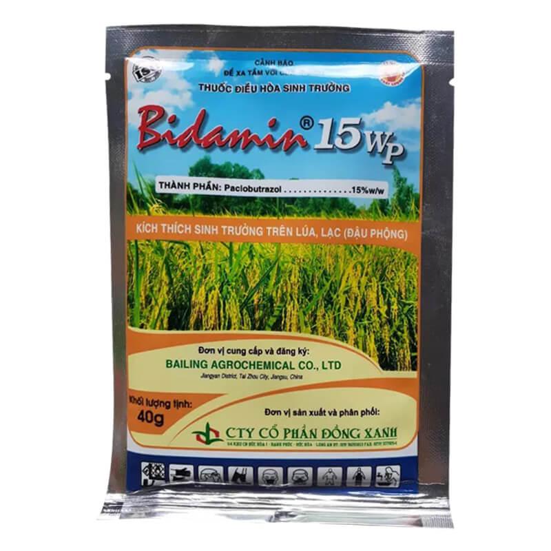 Bidamin 15WP (40g) - Thuốc ức chế tăng trưởng