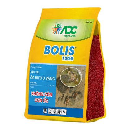 Bolis 12GB (1kg) - Thuốc diệt ốc thế hệ mới