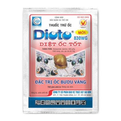 Dioto 830WG (1kg) - Thuốc trừ ốc đặc hiệu