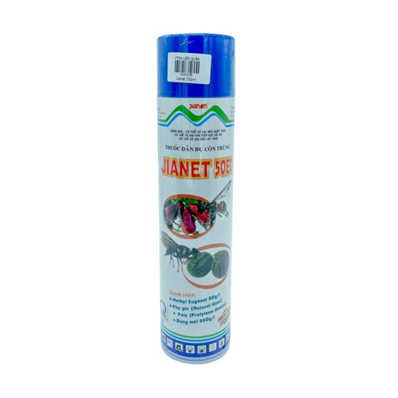 Jianet 50EC (750ml) - Thuốc dẫn dụ côn trùng