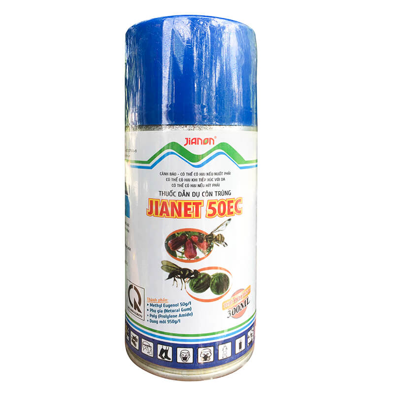 Jianet 50EC (300ml) - Thuốc dẫn dụ côn trùng