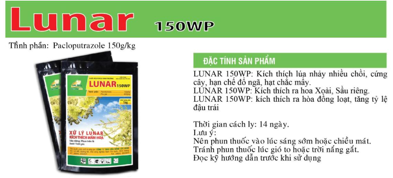 Lunar 150WP (1kg) - Thuốc điều hòa sinh trưởng