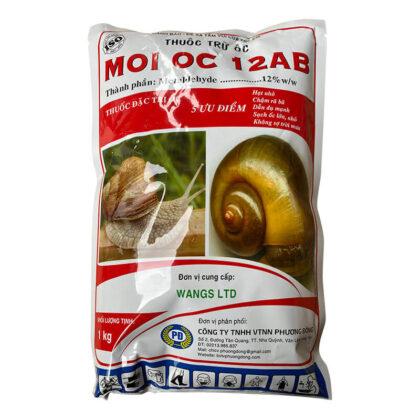Moi Oc 12AB (1kg) - Thuốc trừ ốc đặc hiệu