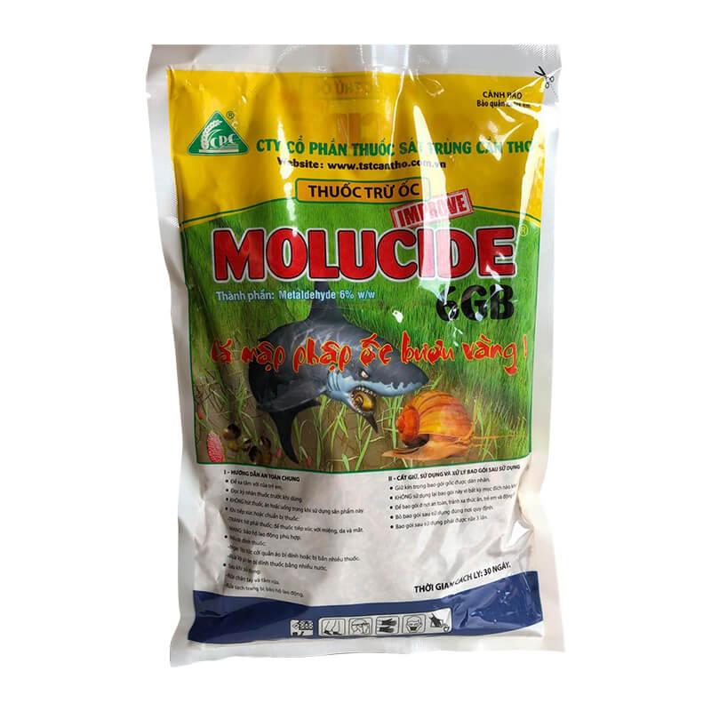 Molucide 6GB (1kg) - Thuốc trừ ốc đặc hiệu