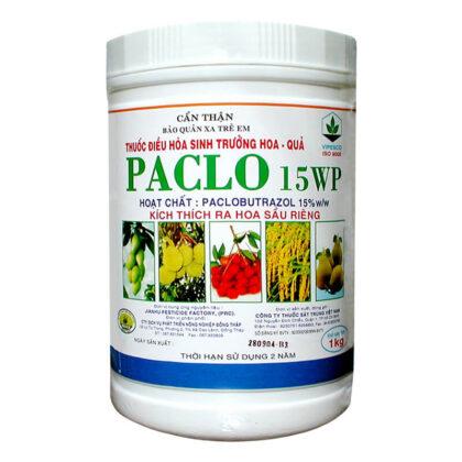 Paclo 15WP (1kg) - Thuốc điều hòa sinh trưởng sầu riêng