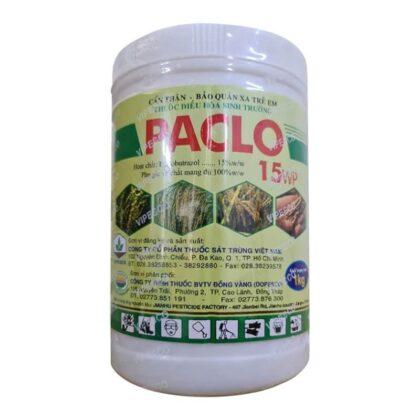 Paclo 15WP (1kg) - Thuốc điều hòa sinh trưởng lúa
