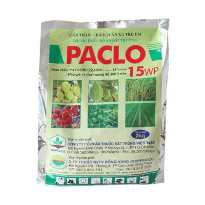 Paclo 15WP (2kg) - Thuốc điều hòa sinh trưởng lúa