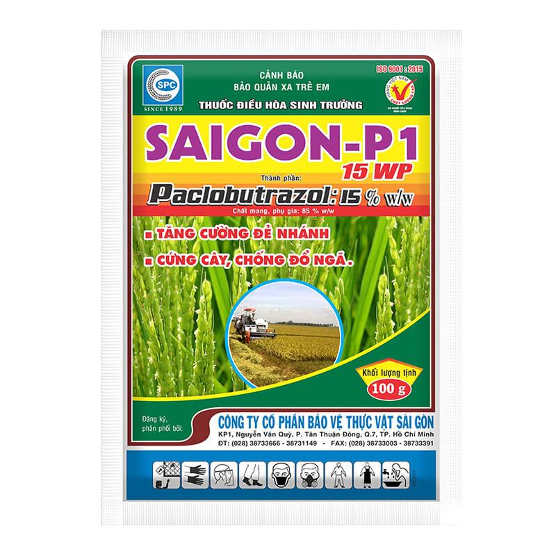 Saigon P1 15WP (100g) - Thuốc điều hòa sinh trưởng