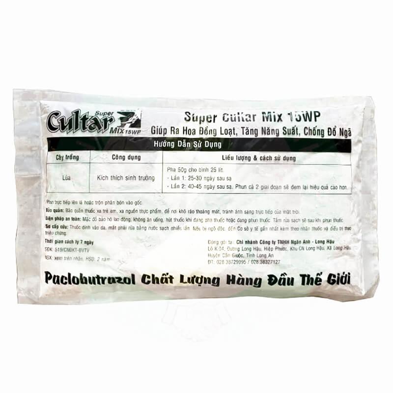 Super Cultar Mix 15WP (1kg) - Thuốc điều hòa sinh trưởng