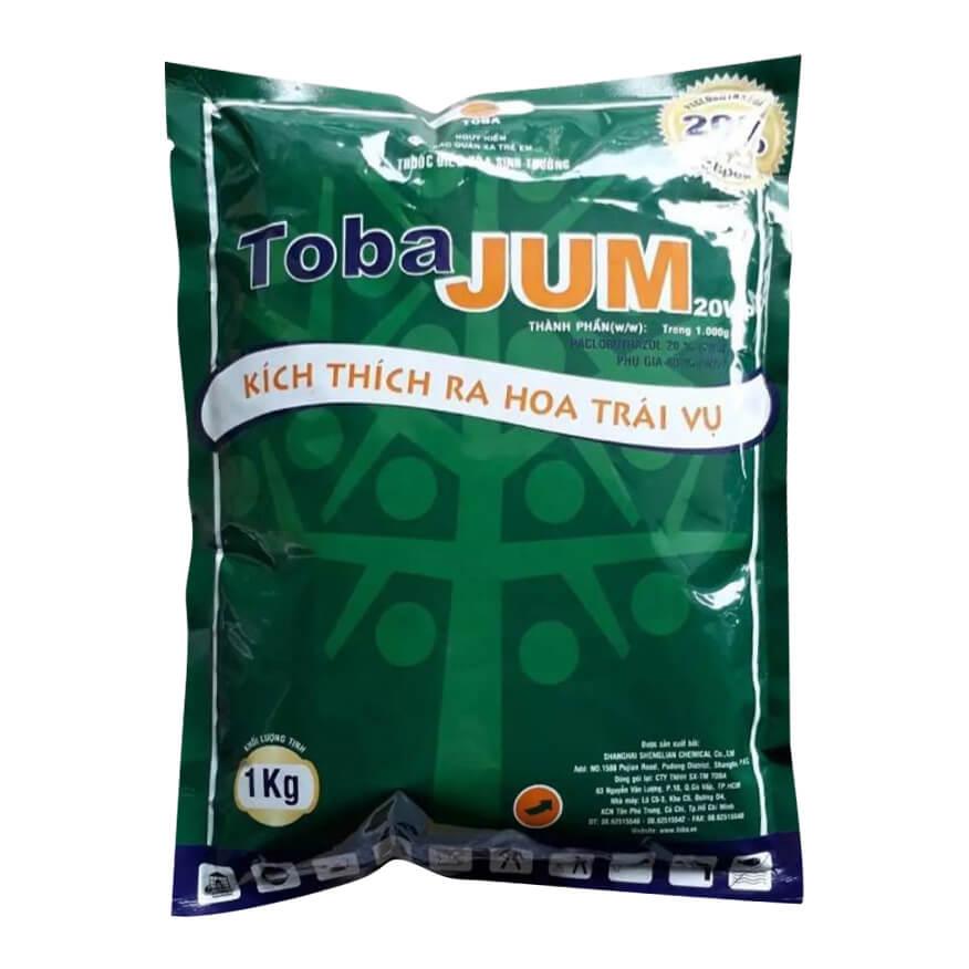 Toba-Jum 20WP (1kg) - Thuốc điều hòa sinh trưởng